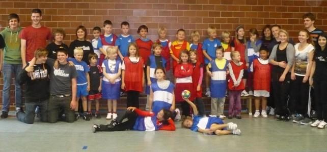 Tag des Handballs