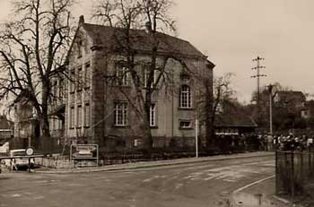 Geschichte der Schule: Altes Schulhaus, Jahr 1965