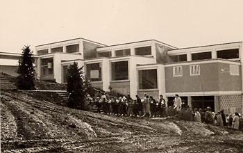 Schuleinweihung, Jahr 1965