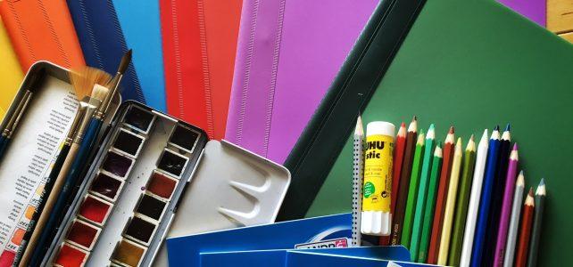 Neue Materiallisten für Schuljahr 2016/17