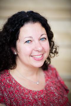 Yvonne Endrich Portrait