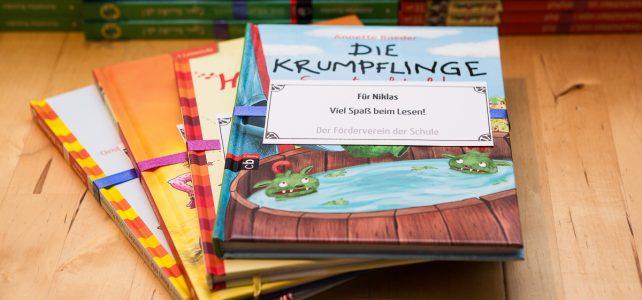 Büchergeschenke für die 1. Klasse