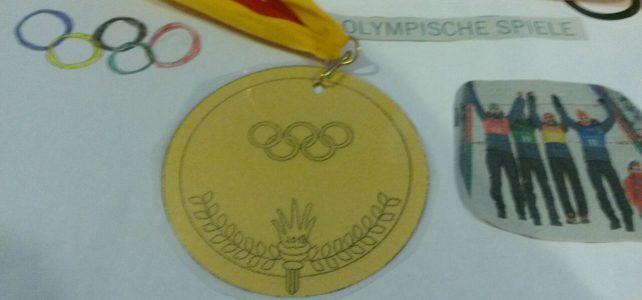 Olympische Winterspiele der SaGW