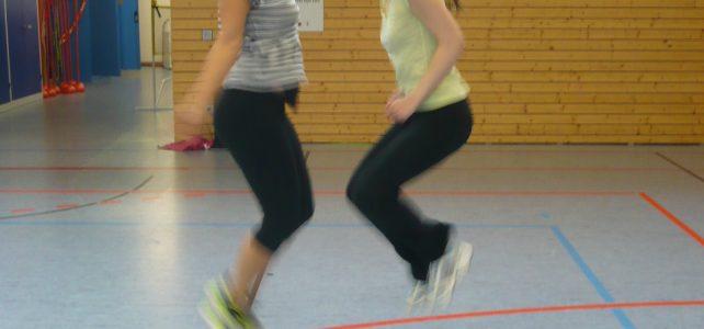 Skipping Hearts: Seilspring-Projekt der Deutschen Herzstiftung