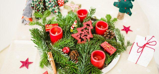 Schöne Adventszeit wünscht Ihnen das Kernzeit-Team!